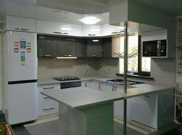 Мебель на заказ  Все виды корпусной мебели  Кухонный гарнитур Спальный