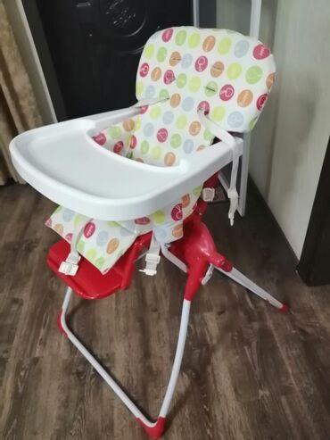 Детский стул для кормления. Использовался. В хорошем состоянии