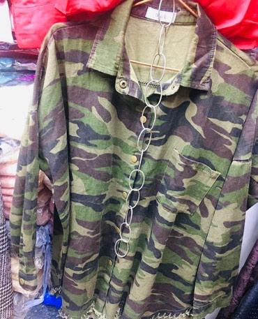 Продаю новую рубашку камуфляж в Бишкек