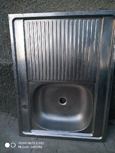 Кухонные мойки в Кыргызстан: Мойка