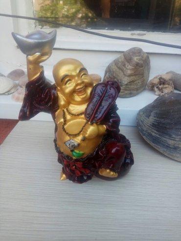 Nova nekoriscena figura Bude za sve ljubitelje budizma, feng shui-a i  - Beograd