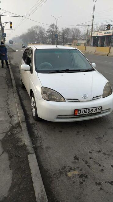 Toyota Prius 1.5 л. 2002 | 220000 км
