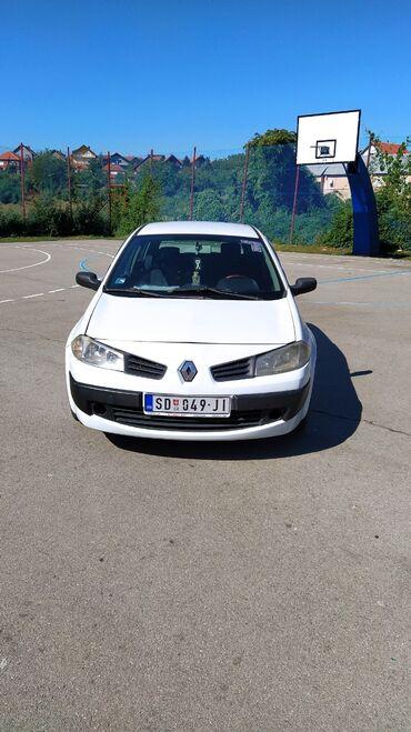 Polovni automobili - Smederevo: Renault Megane 1.5 l. 2003 | 426132 km