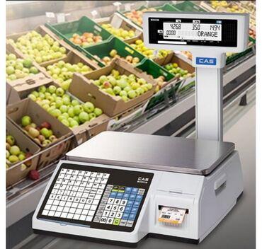 Торговые весы с печатью этикетокCL-5200Это многофункциональные