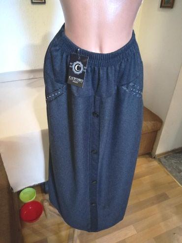 Nova zenska suknja sa ukrasima za punije Cadoro. Turska. Vrlo dobra - Belgrade