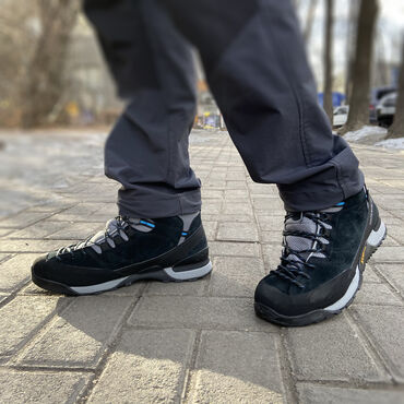 бу резина 2055516 в Кыргызстан: Мужские термо ботинки ⠀Легкие и теплые, мягкие и удобные, отлично