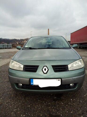 Renault | Gornji Milanovac: Renault Megane 1.9 l. 2004