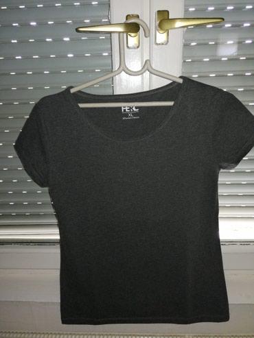Ženska siva majica Veličina XL - Obrenovac