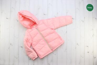 Дівчача куртка Mango, зріст 110 см    Довжина: 43 см Капюшон: 24 см Ши
