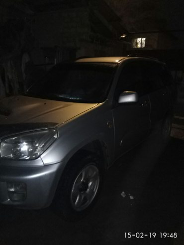 Toyota RAV4 2003 в Бишкек