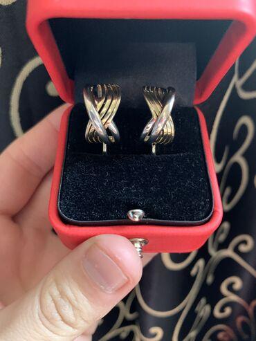 весы для золота цена в Кыргызстан: Продаю очень красивые сережки из жёлтого золото 585 пробы. Итальянское
