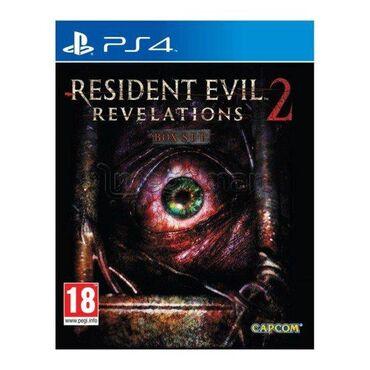 playstation 1 2 3 4 5 in Azərbaycan | DƏSTLƏR: Resident evil 2 revolutions. PlayStation 4 Oyunlarının Və