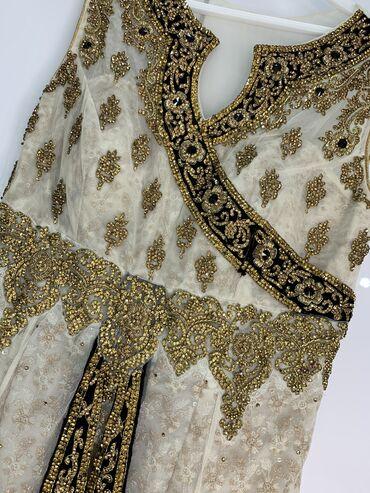 вечернее платье ручной работы в Кыргызстан: Продаю новое вечернее Платья Шили на заказ Ручная работа. Размер S-M
