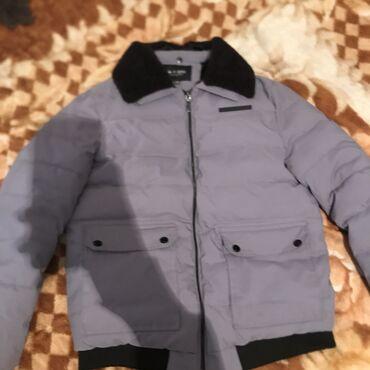 теплые платья для полных в Кыргызстан: Зимная куртка Размер:2XL Стильный теплый