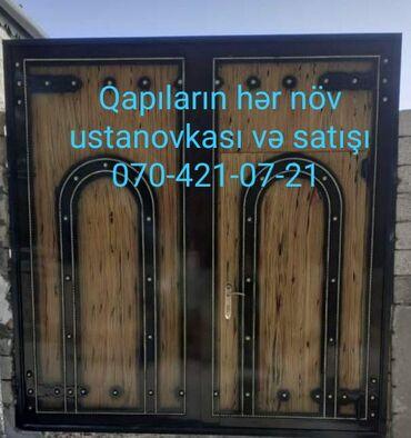 Строительство и ремонт в Азербайджан: Kohne qapilarin renglenmesi, deyisdirilmesi . Munasib qiymete yeni
