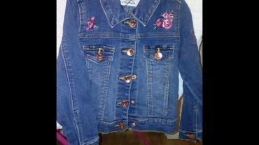 Nova teksas jaknica 104 vel - Pozarevac