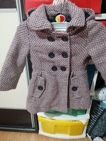 Asus p750 - Srbija: Presladak zimski topao kaputić za male princeze, kupljen u radnji