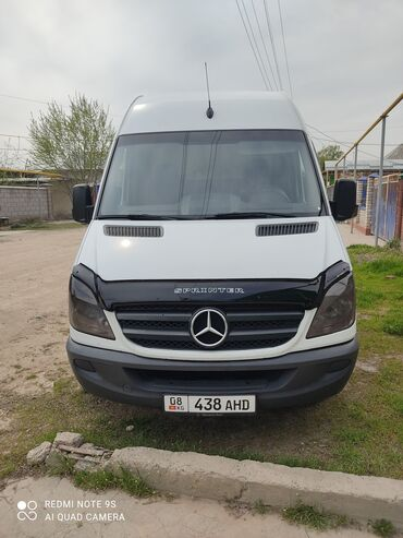 Mercedes-Benz Sprinter 2.2 л. 2006 | 333000000 км