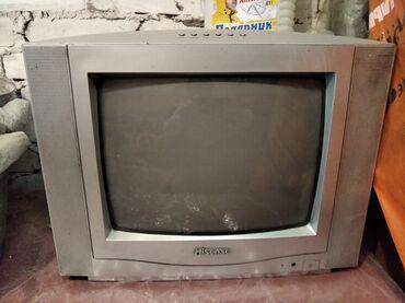 Телевизор в рабочем состоянии небольшой