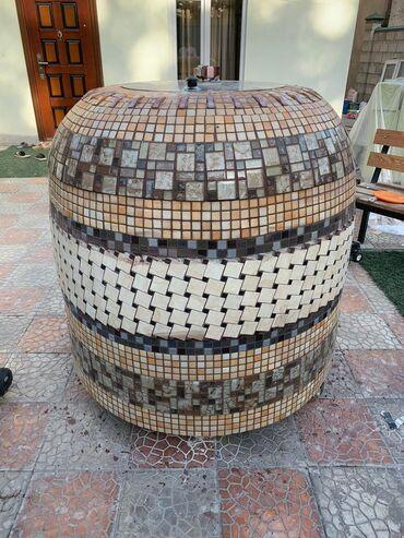 тандыр для шашлыка в Кыргызстан: Тандыр тандыр тандыр  электрический тандыр  керамический тандыр  эко э
