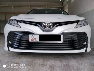 Toyota Camry 2 л. 2019   8000 км