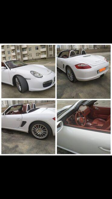 Porsche - Azərbaycan: Porsche Boxster S 3.4 l. 2008   96000 km