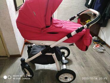 adamex в Кыргызстан: Продаю хорошую коляску от фирмы Jogger by Adamex в отличном состоянии!