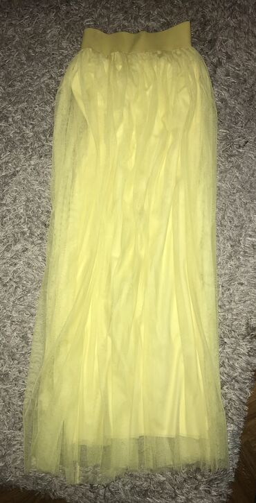Zenska duga suknja, velicina M/L