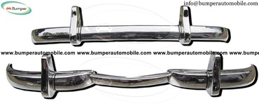 Mercedes W186 300, 300b and 300c year (1951-1957) bumper stainless in Amargadhi