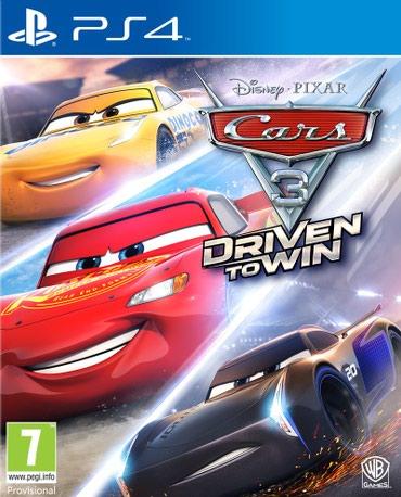 Cars 3 в Bakı
