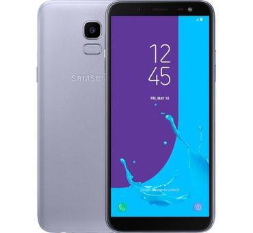 Bakı şəhərində Samsung galaxy J6 2018