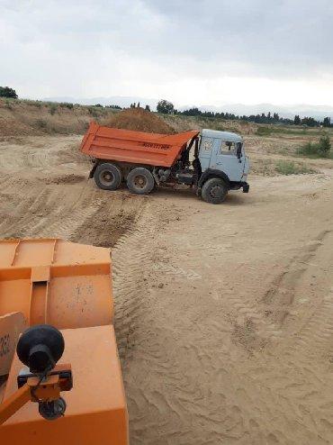 Грузовые перевозки - Сокулук: Доставка отсев гравир песок оптималка чернозем и т д доставим заберём