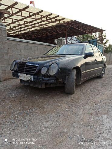 двигатель мерседес 124 2 3 бензин в Кыргызстан: Mercedes-Benz 320 3.2 л. 2001