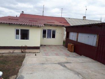 ПРОДАЕТСЯ ПОЛ ДОМА  село КУНТУУ  Сокулукский район. Дом теплый, отопле в Бишкек