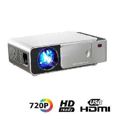 проектор-led в Кыргызстан: Портативный проектор Everycom T6 (2600 люмен)+БЕСПЛАТНАЯ ДОСТАВКА ПО