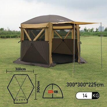 Шестиугольный шатер mimir-2905sмарка: mimirмодель: 2905sтип: для