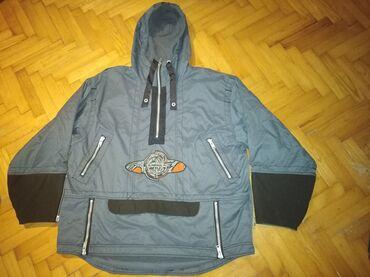 Markirana kozna jakna - Srbija: Snoubord KILLTEC muska jakna kao NOVA, topla, od kvalitetnog uradjenog