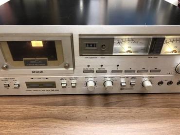 Продаю Дека Denon DR-450,made in Japan,еще один шедевр Японской