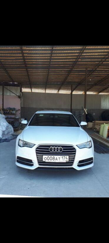 audi 200 21 turbo в Кыргызстан: Audi S6 1.8 л. 2015