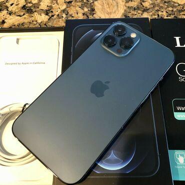 IPhone 12 Pro Max | 256 ГБ | Черный | Новый