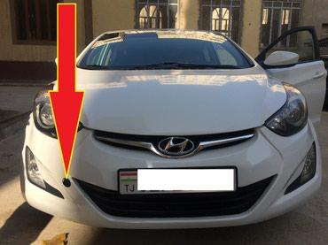 Буксировочная заглушка от Hyundai Solaris. в Душанбе
