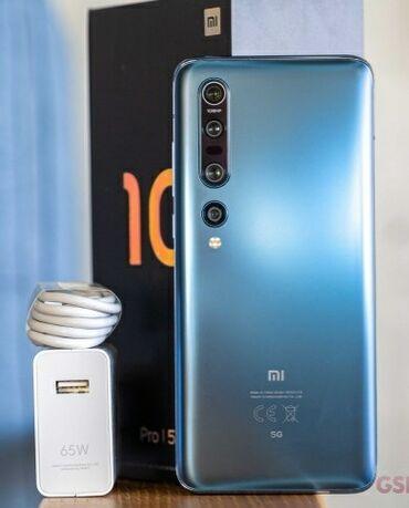 mi10 qiymeti - Azərbaycan: Yeni Xiaomi Mi 10 Pro 128 GB göy