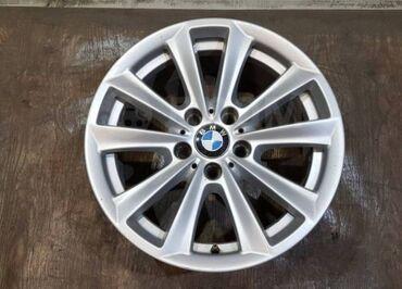 купить диски vossen r17 в Кыргызстан: R17 BMW F10 комплект! В отличном состоянии! Диски привозные! Геометрия