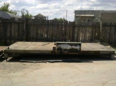 Куплю авто весы 15 тонные в Бишкек
