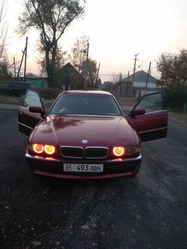 bmw m3 4 dct в Кыргызстан: BMW 750 5.4 л. 1995
