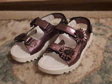 Детская обувь из турции. Брали для себя, но размер не подошёл. Tiflani