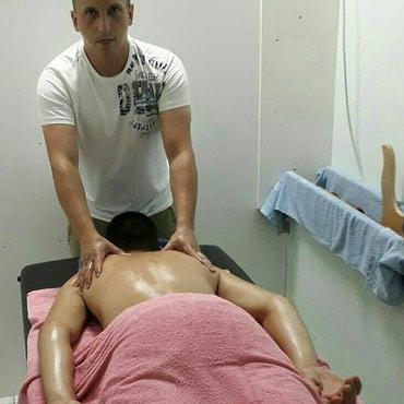 Masaza reklaks,terapeutska,madero,pakovanje algama,masaza medom. - Belgrade