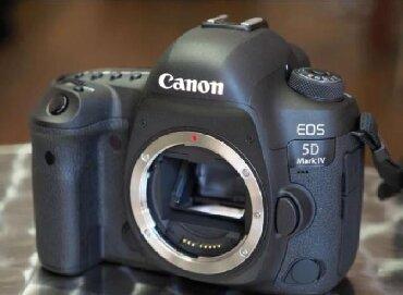canon 5d mark в Азербайджан: Canon eos 5D mark IV body probeg 2-4k.Nömrəye zəng catmasa nömrənin