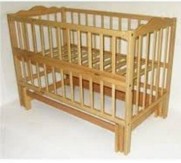 детские в Кыргызстан: Продается детская кроватка в хорошем состоянии( карабалта)