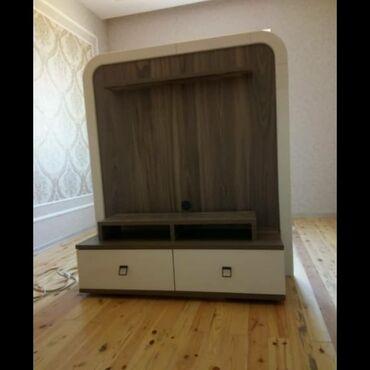 Garniture - Srbija: 3lu dəst dəst 550azn satilir heç bir problemi yoxdur. Tv stend heç